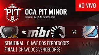 OGA PIT TOM CLANCY'S RAINBOW SIX® MINOR - SEMI-FINAL