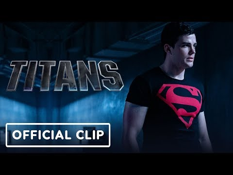 Meet Superboy:  Titans Season 2, Episode 6 Exclusive Clip