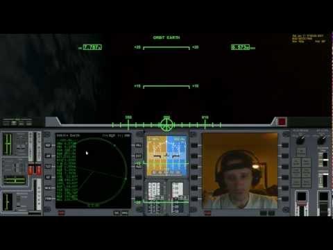 Orbiter 2010 - Earth/Moon Free Return Trajectory using TransX