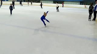 Сырова Маргарита 2011 г.р. Аксель