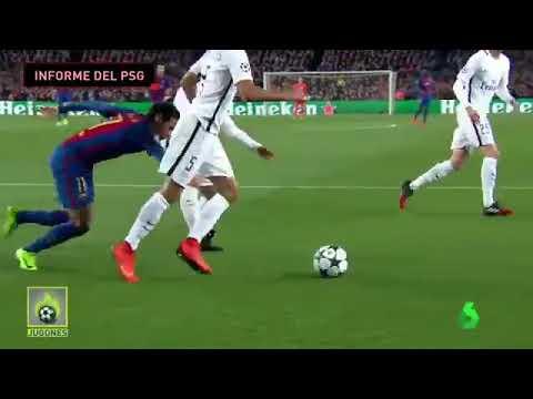 reality in Barcelona 6-1 PSG Legendary match. shame!!!!!!!!!!!!!