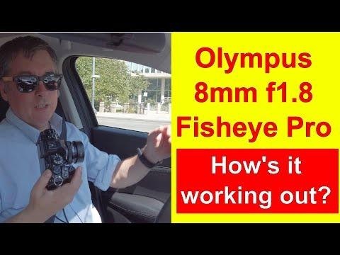 Olympus 8mm Fisheye Pro Update & Real Estate Edit Ep.187