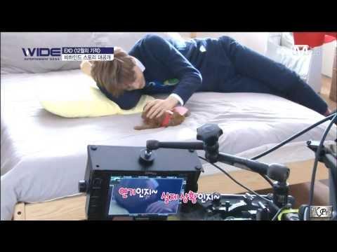 EXO - Miracles In December (mv Making) KPro