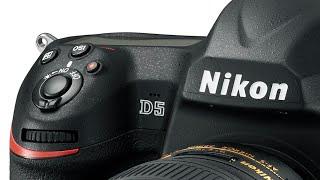 Nikon D5 Preview
