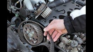 calage distribution moteur 1.6 hdi - كيفية تغيير حزام التوقيت - سير الكاتينة بالسيارة