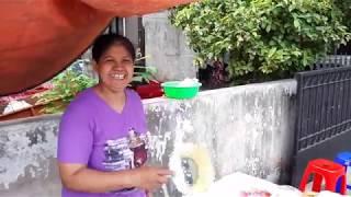 BLUSUKAN CARI SARAPAN PAGI EH KETEMU NASI KUNING DAN KETAN KELAPA - INDONESIA STREET FOOD