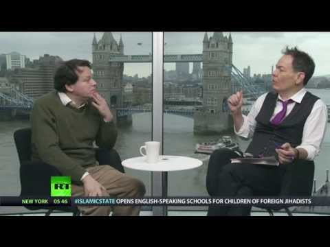 Keiser Report: Sovietization of capitalism (E723)