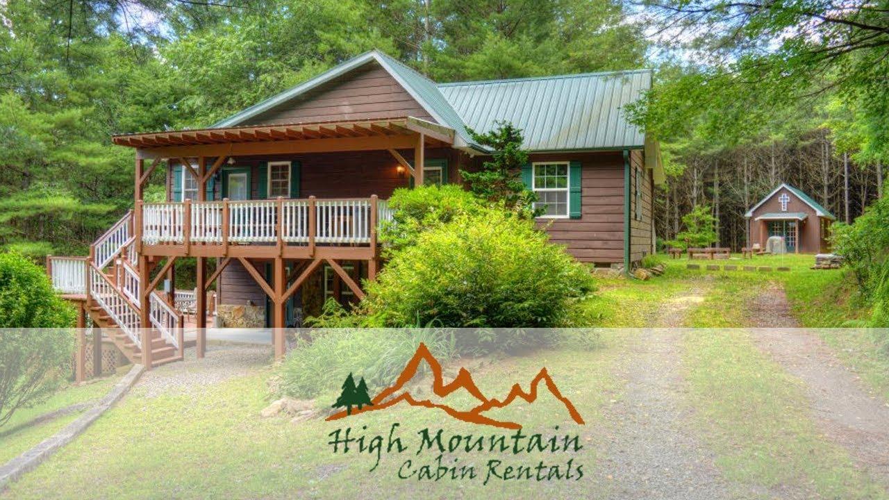 Boone cabin rentals nc boone cabin rentals youtube for Boone cabin rentals nc
