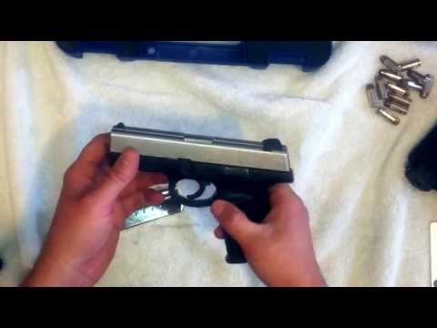 S&W SW9VE sigma 9mm review.