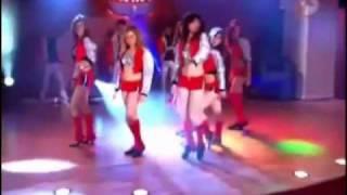 Antonella (México) Y Antonella (Argentina) Cantan  Las Divinas