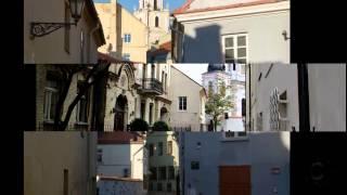 Улица Литерату. Литва