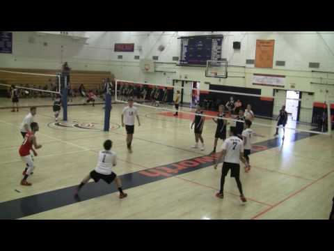 Boys Volleyball: Van Nuys vs Venice (2016)