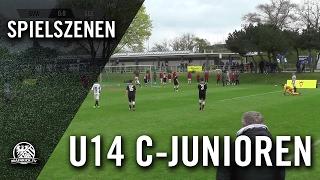 SV Werder Bremen – Eintracht Frankfurt (U14 C-Junioren, Premier Cup 2017) - Spielszenen