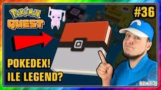 ILE LEGEND? KOMPLETUJEMY POKEDEX!  - Pokemon QUEST PL #36