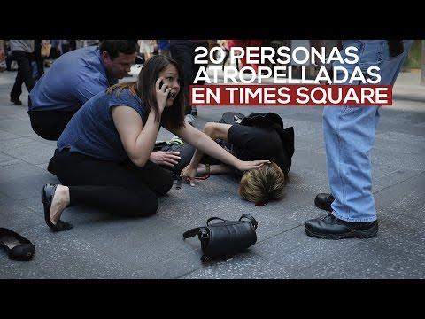 Accidente mortal en Times Square | El Espectador