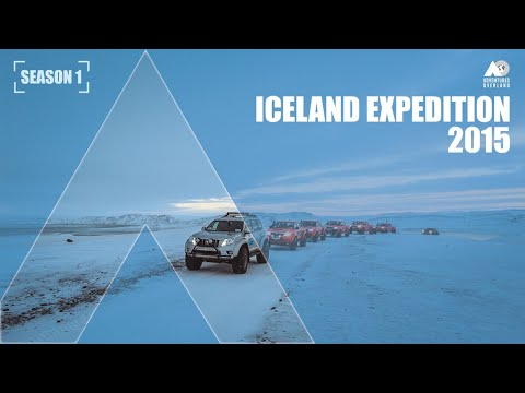 Iceland Expedition 2015 (full film)