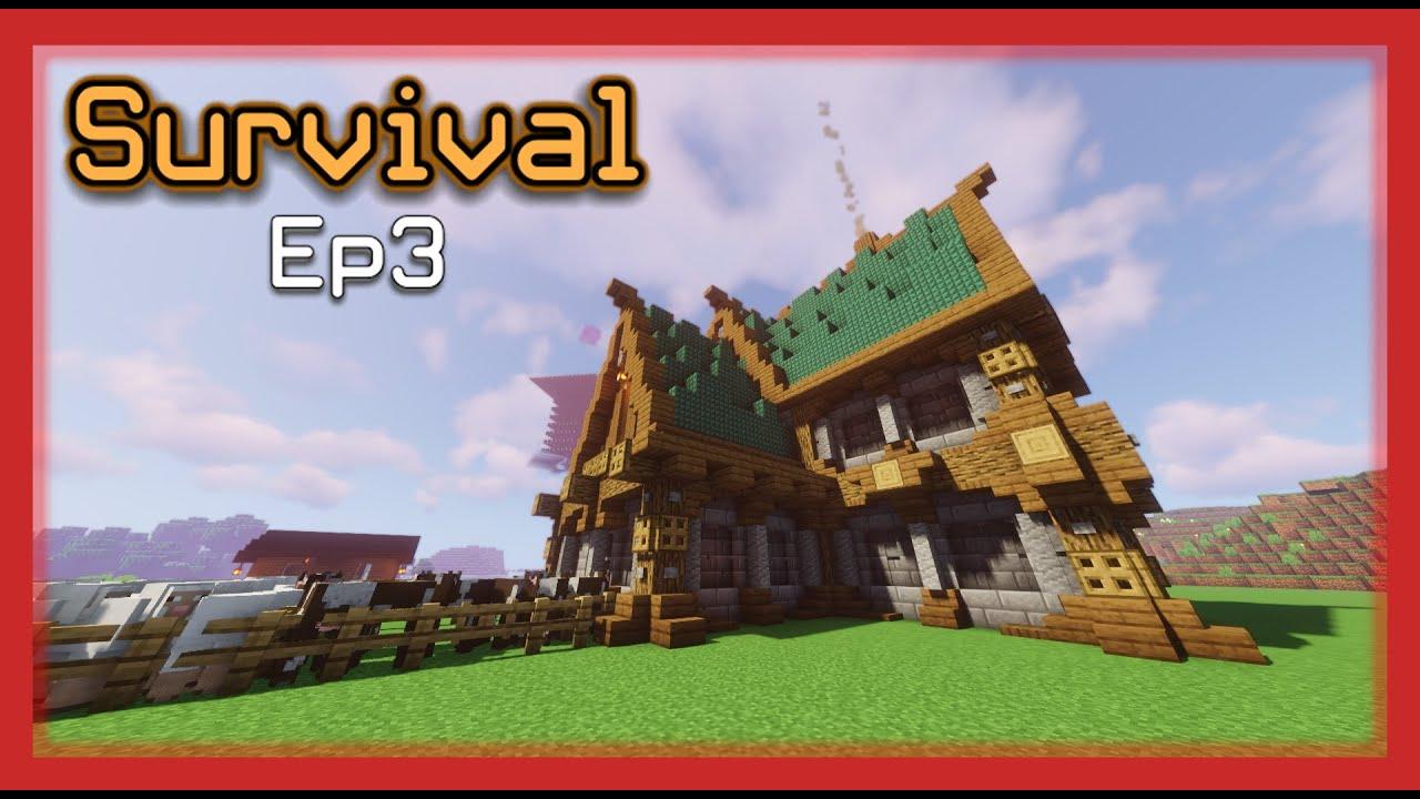 Survival 1.16.1 - Episodio 3 - Tour por el mundo