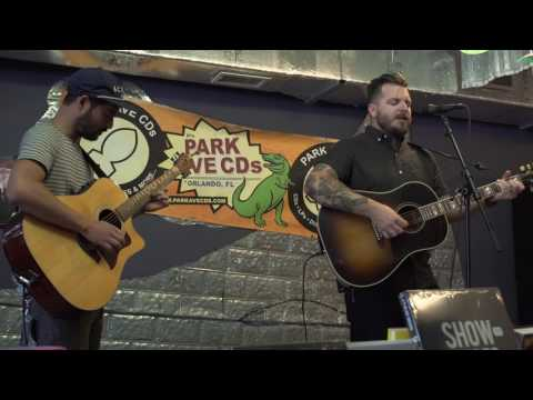 """Thrice- """"The Long Defeat"""" Live At Park Ave Cd's"""