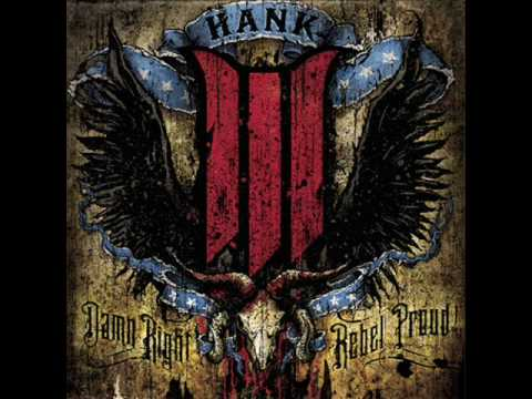 Hank Williams III  3 Shades of Black