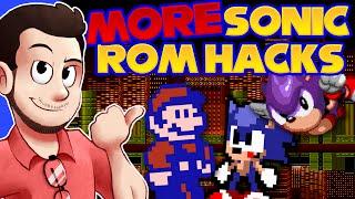 One of AntDude's most viewed videos: MORE Sonic ROM Hacks - AntDude