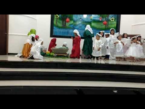 Natal ministério da Primeira Igreja Batista de Aracatu Bahia