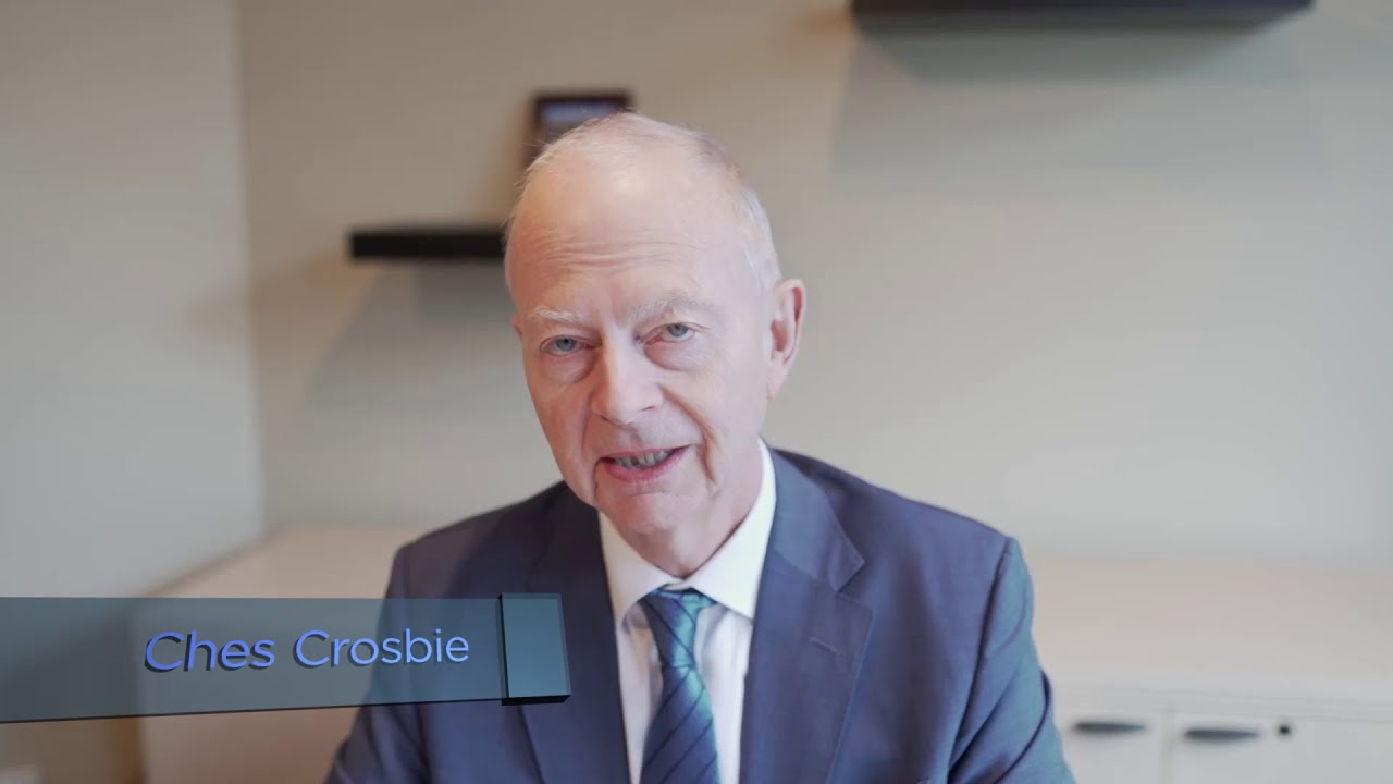 Ches Crosbie (Progressive Conservative) – Youth (Student Vote NL 2021)