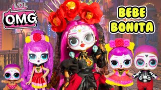 LOL OMG Makeover DIY Bebe Bonita Big Sister OMG Fashion Doll