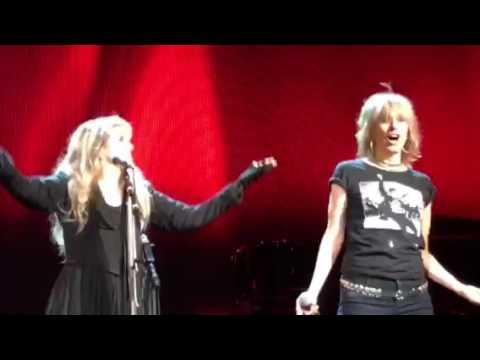 Stevie Nicks and Chrissie Hynde Stop Draggin' My Heart Around - Austin SXSW 3/12/17 PART 2