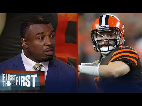 Brian Westbrook breaks down what Browns offense needs to do to improve | NFL | FIRST THINGS FIRST