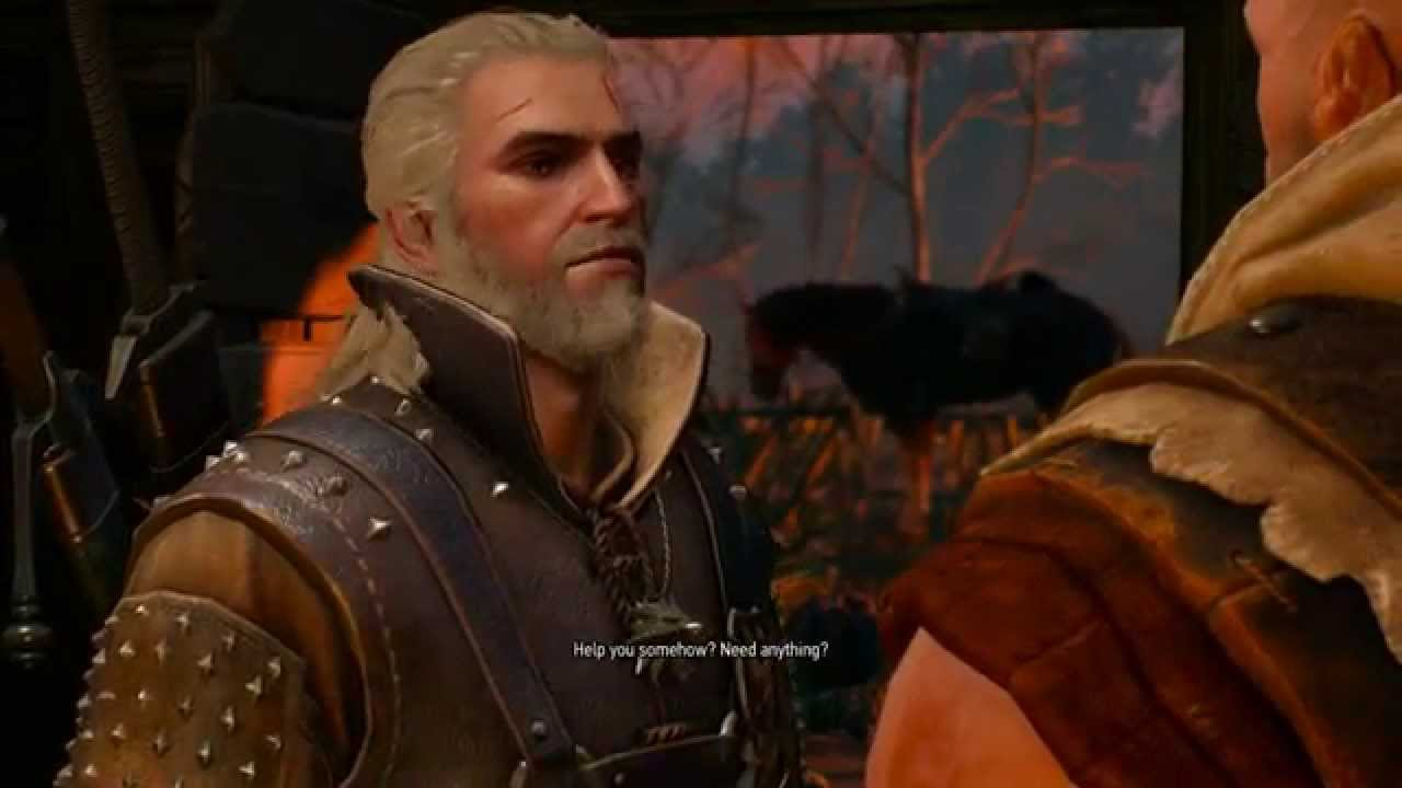 Witcher 3 Letho Quest