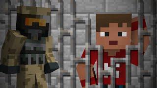 Dansk Minecraft: LUK MIG UD ZAGI!
