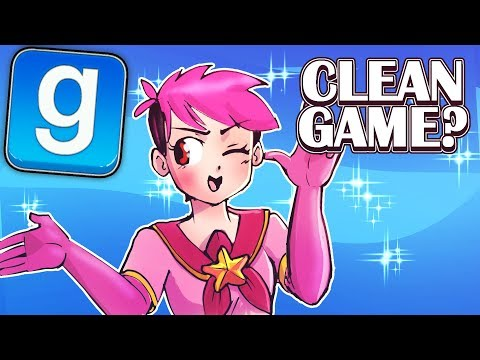 LETS HAVE A CLEAN GAME!  | GMOD TTT
