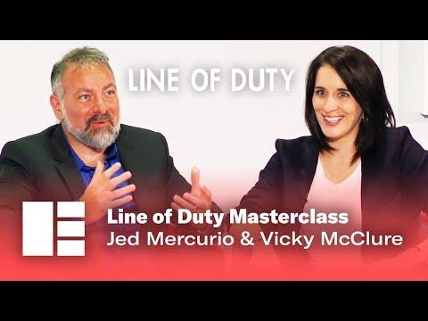 Line of Duty Masterclass  Jed Mercurio & Vicky McClure  EITF 2017