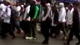 Forum Mujahidin Demo Penutupan Kafe di Kota Padang