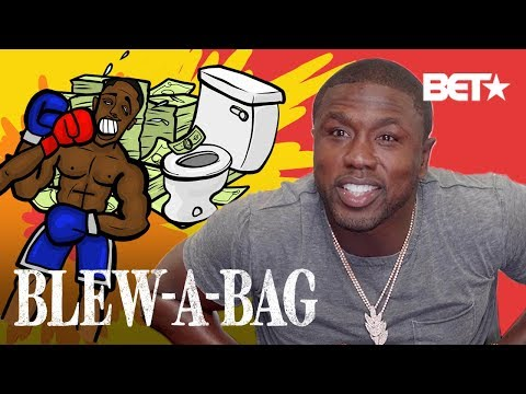 Champion Boxer Andre Berto Drops Major Cash on this Knockout | Blew A Bag