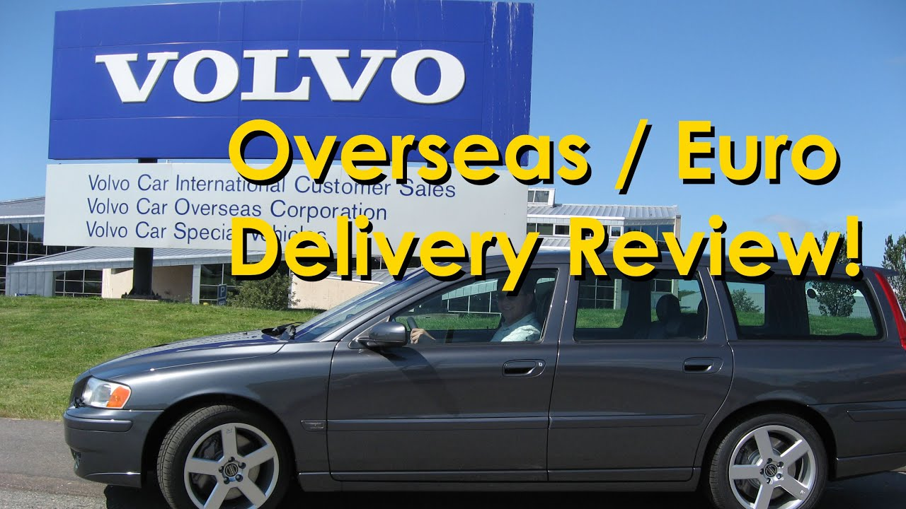 2018 volvo overseas delivery. contemporary overseas throughout 2018 volvo overseas delivery e