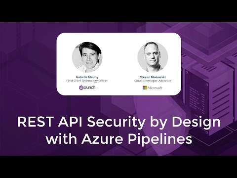rest-api-security-by-design-with-microsoft-azure-pipelines