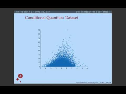 An introduction to quantile regression