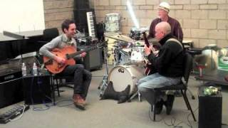 Julian Lage, George Marsh & Randy Vincent - You and the Night and the Music at SSU Jazz Forum
