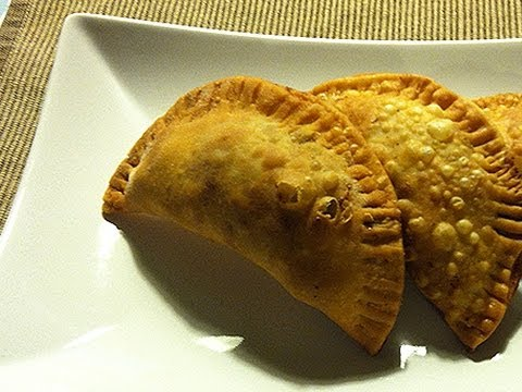 Dominican Pastelitos Recipe By Food Luv Bites Youtube