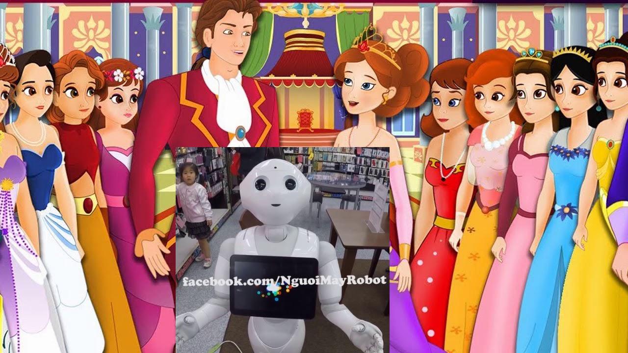 12 nàng công chúa thích khiêu vũ