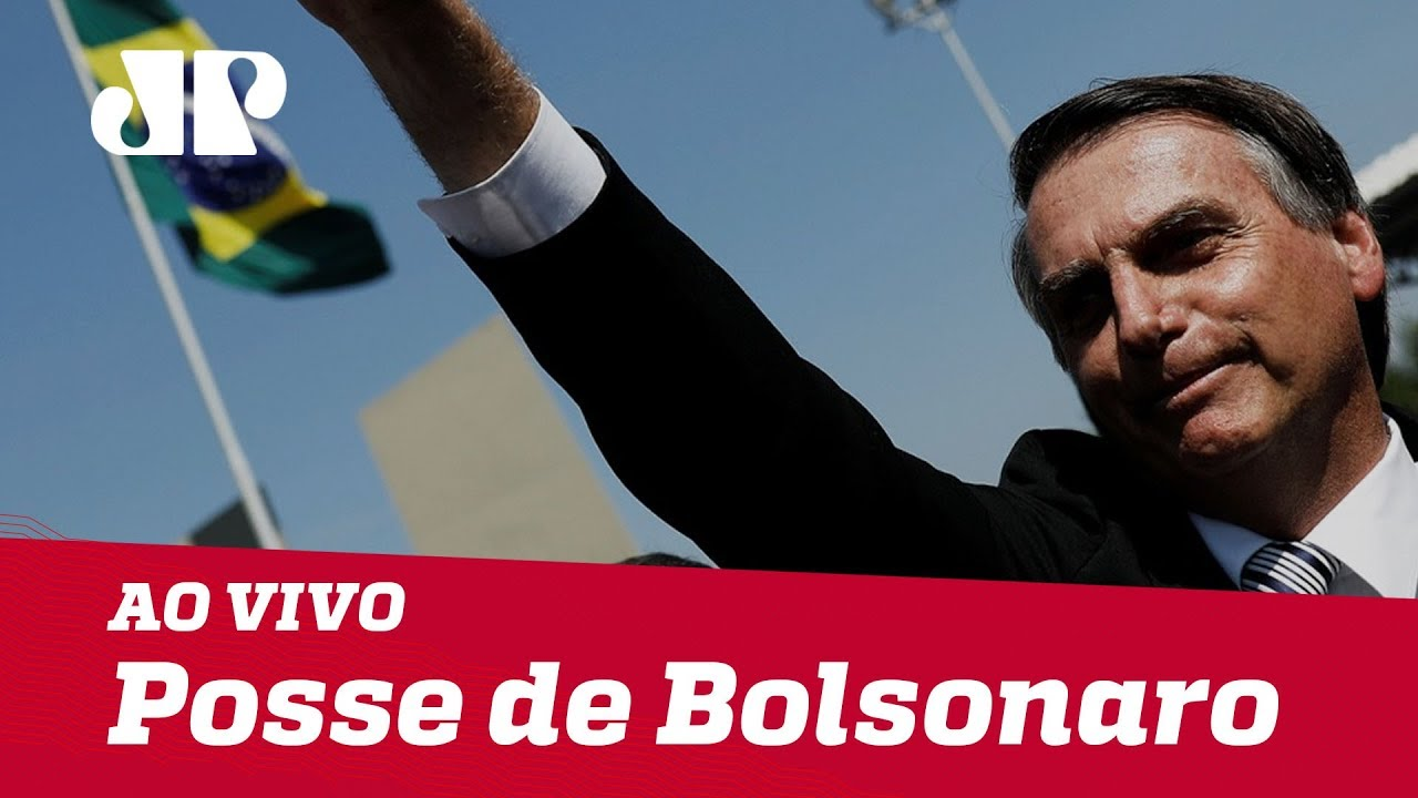 Ao Vivo Posse De Jair Bolsonaro Youtube
