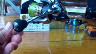 Безынерционная катушка AQUA Calypso 1000(, 2015-09-01T22:05:09.000Z)