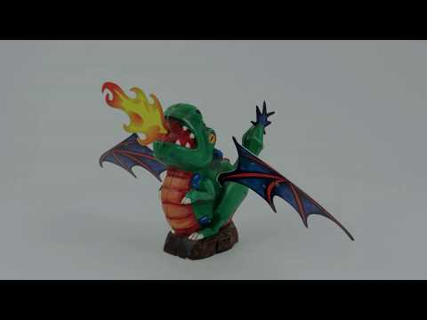 14204 SES Casting and Painting - Dragon