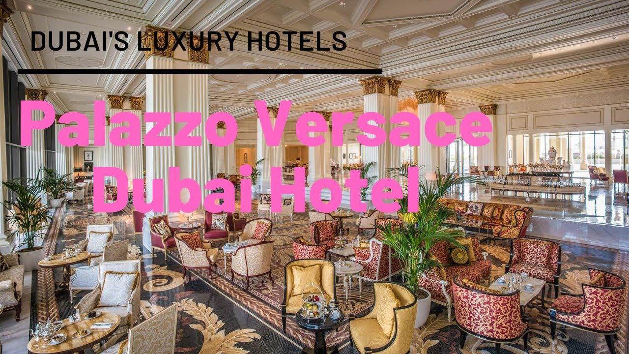 (BEST HOTELS IN DUBAI | PALAZZO VERSACE DUBAI HOTEL REVIEWS (DUBAI LUXURY HOTELS