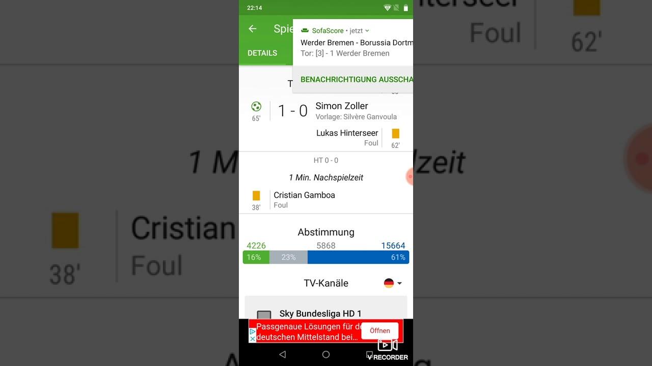 Bochum Gegen Hamburg