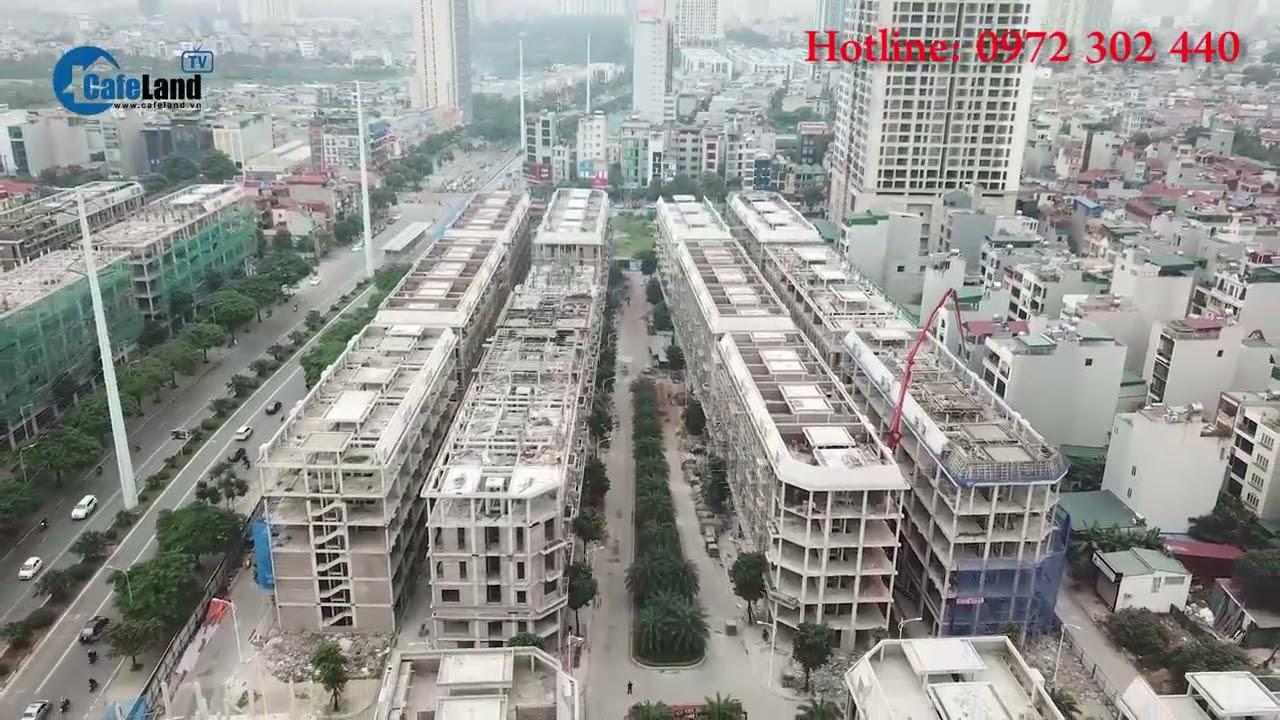 image Shophouse 2 mặt tiền 7m trung tâm Hà Đông HimLam Vạn Phúc