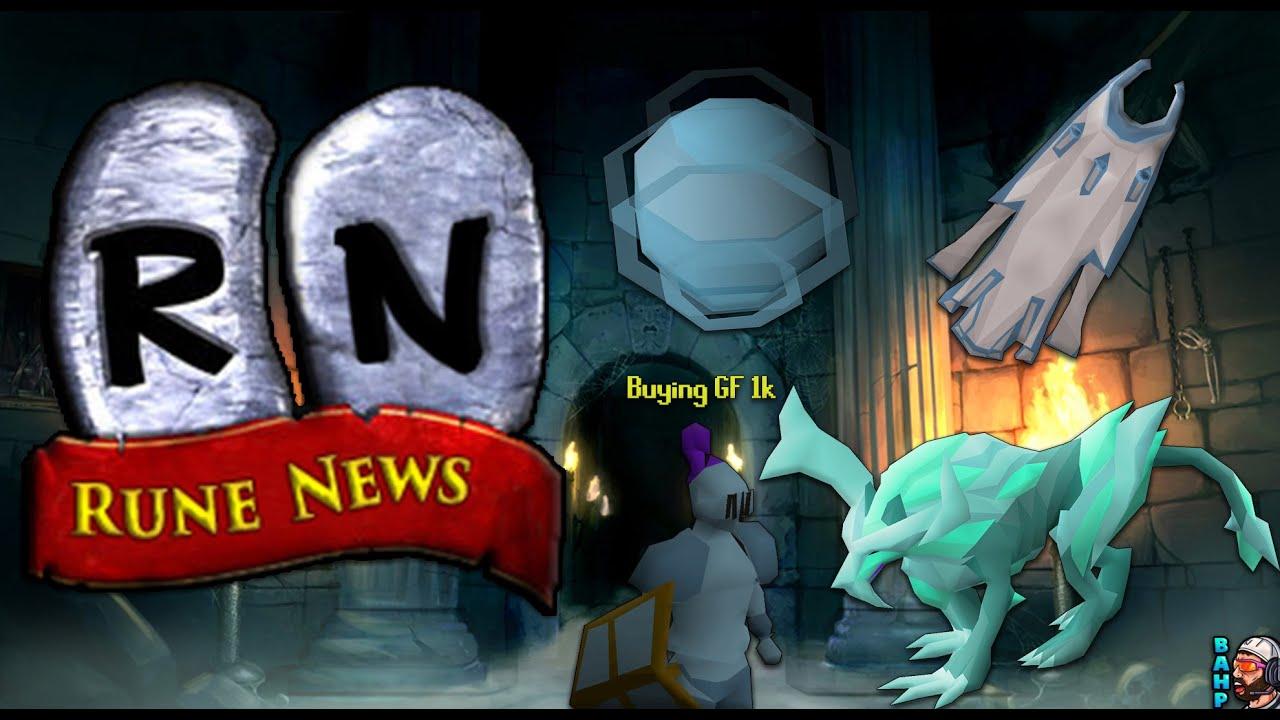 RuneNews | Torvesta Challenged By Wade | Gauntlet Made Easy | Death Mechanic Update