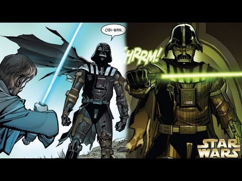 How Darth Vader Had a Vision of Becoming a Jedi Again and Killing Palpatine – Star Wars Explained