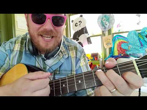 Mumford & Sons - Guiding Light // easy guitar tutorial for beginners